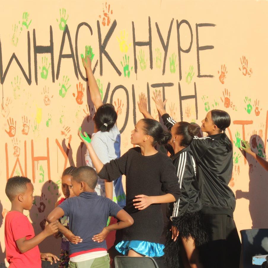 Whack Hype Youth hou sport-jeugdag