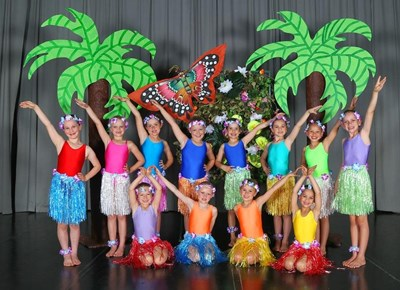 Sidwell Roman School of Ballet year end show
