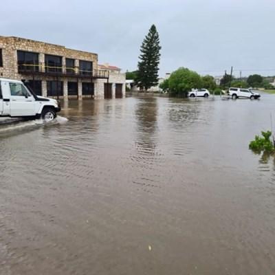 Cape storm causes flooding as more rain comes