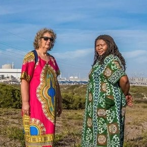 SA women receive major international environmental award