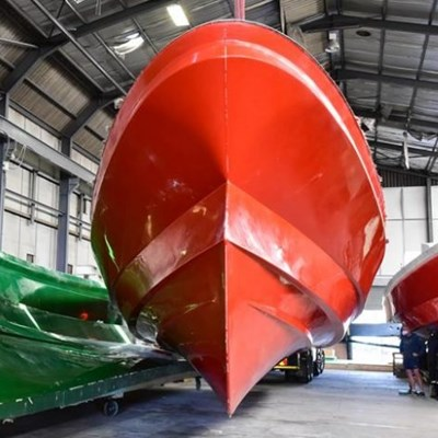 NSRI manufactures rescue vessels to save more lives