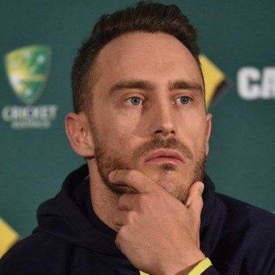 Proteas captain Faf says no need for 'Superman'