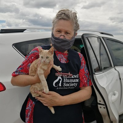 Touwsranten pets treated by animal lovers