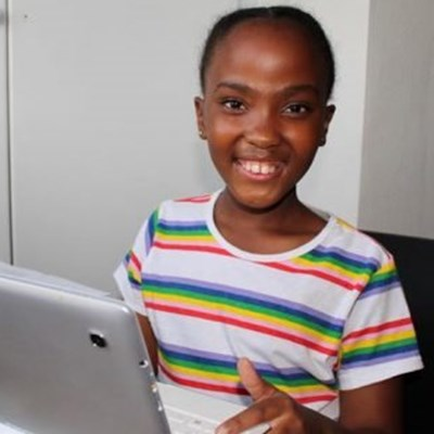 9-year-old publishes first book after her friend moves