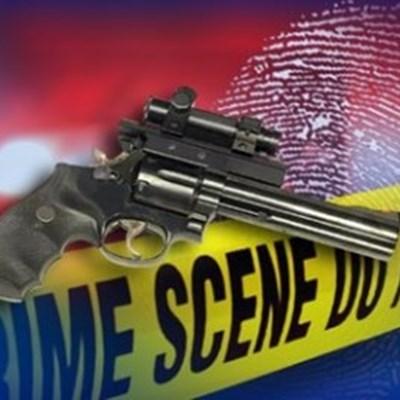 Man shot in White Location