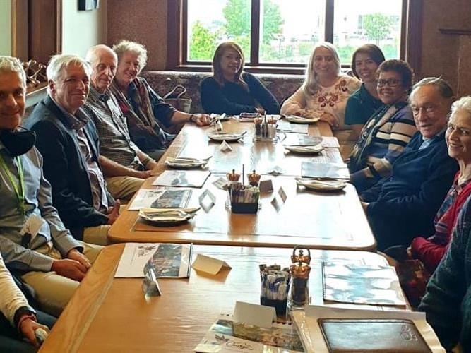 George Hospital Trust invites mayor to lunch