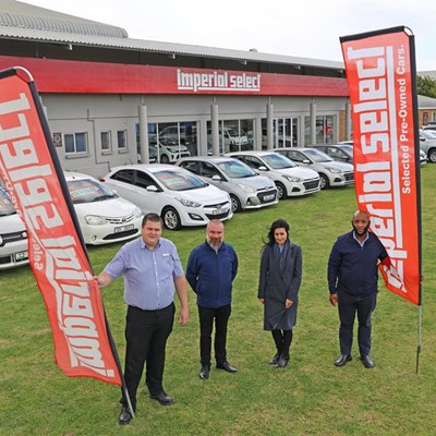Imperial Select grows into new premises