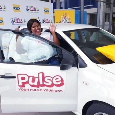 Olwethu wins a new Polo Vivo