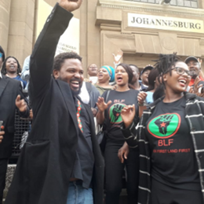 Motsepe drags Mngxitama, BLF to court over 'offensive' utterances