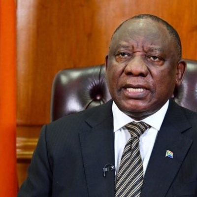 ATM 'surprised' as Ramaphosa no-confidence motion gets greenlight