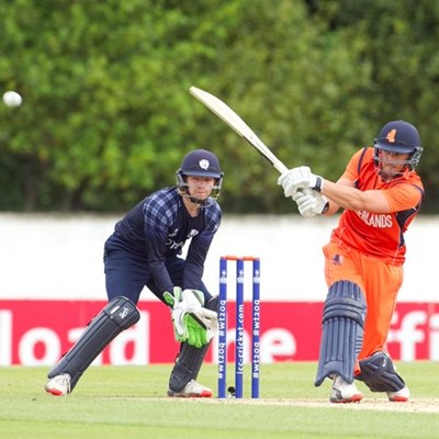 Dutch secure T20 World Cup spot, UAE have one more chance