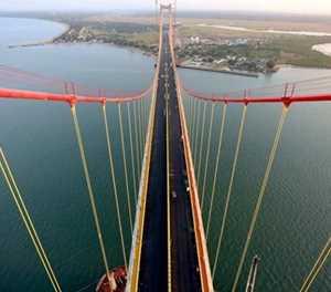 'Zuma Bridge' connects SA and Mozambique