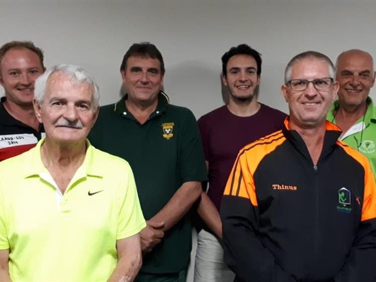 Westraat to chair squash club