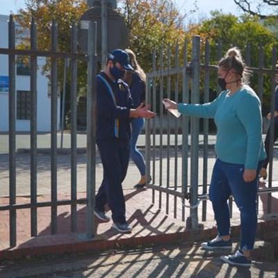 Laerskool Outeniqua gereed om te open