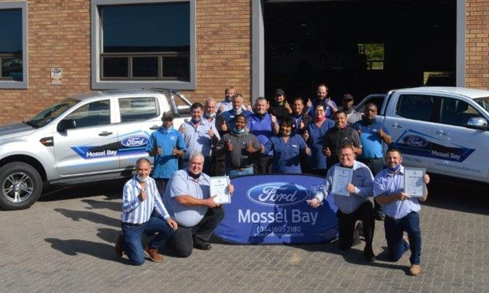 Miraculous turnaround for Ford Mossel Bay