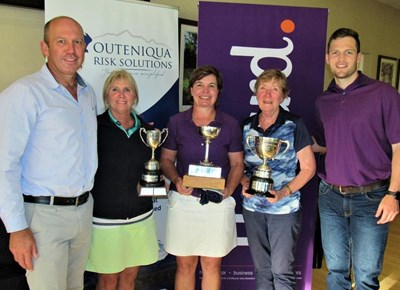 Winter wins 2019 ladies club championship