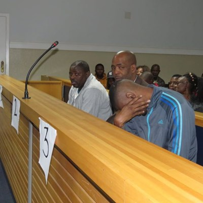 Molosi trial: Hostile witness testimony done