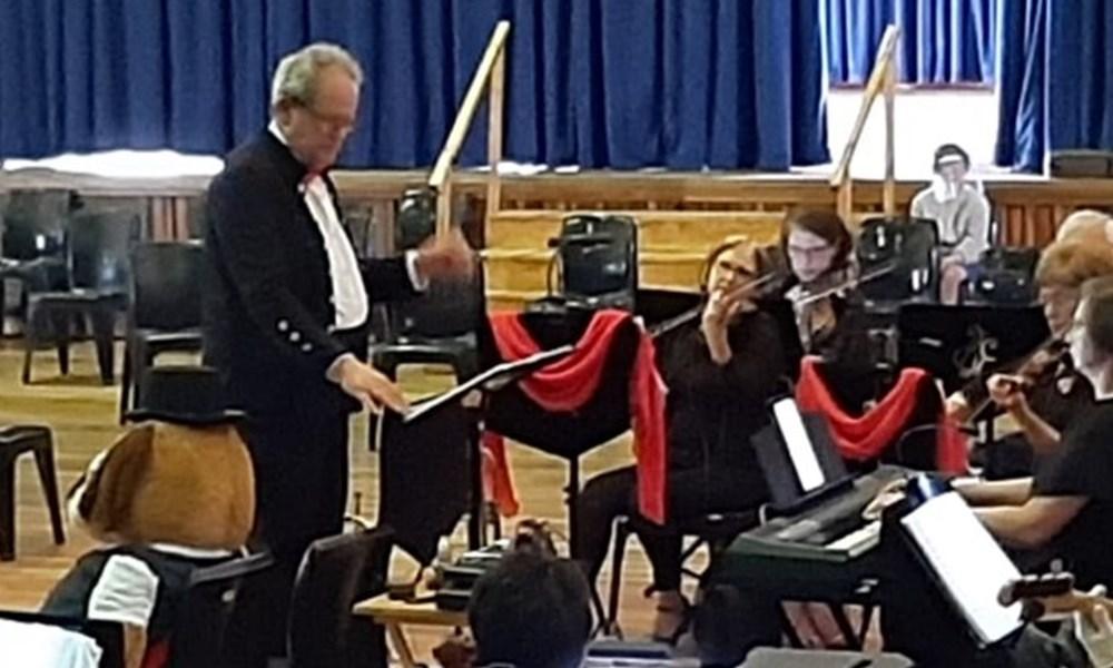 Carpe Musicam! performance at Mossel Bay Town Hall