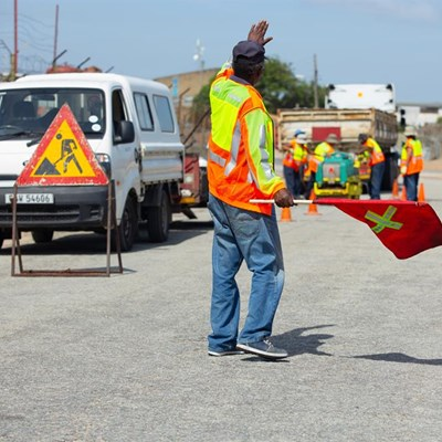 How road repairs are prioritised in George