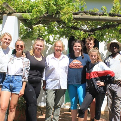Students raise funds for wildlife sanctuary