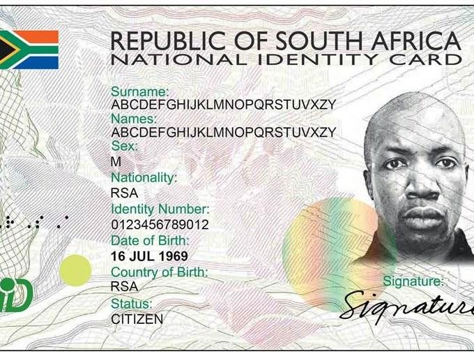 Smart idea to get an ID