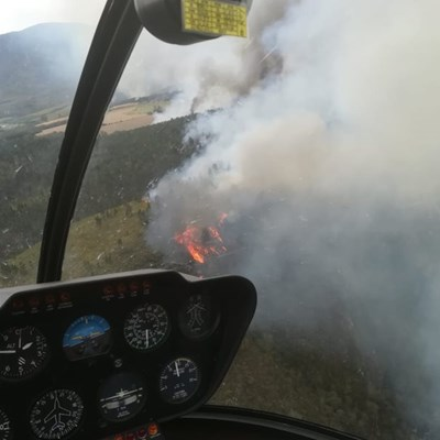 Garden Route wildfires update