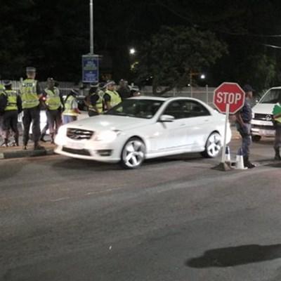 30 arrests for drunk driving during Malvern roadblock