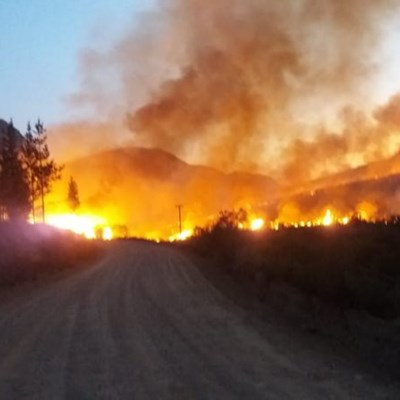 Herold fire: How you can help