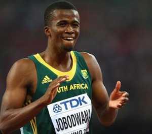 Gatlin v Jobodwana clash beckons