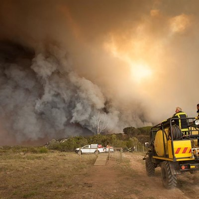 Knysna Fires: Remembering the blaze