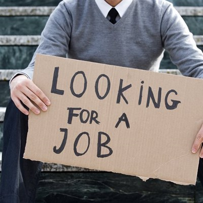 Unemployment drops to 23.3%, but doesn't reflect reality