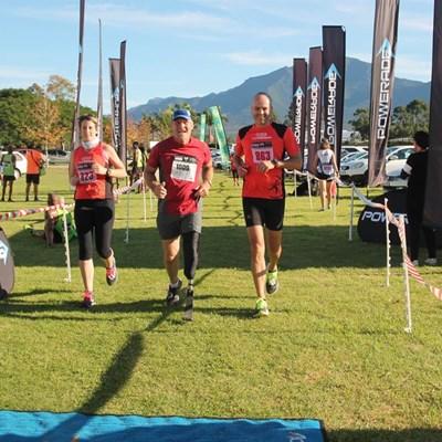 Run2Raise gives little blade runner a boost
