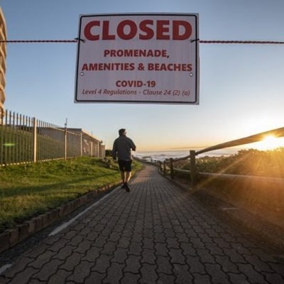 Ballito residents divided over promenade closure