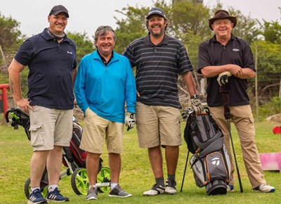 Charity golf at Sedge Links once again
