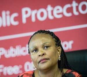 DA asks Modise to institute proceedings to remove Mkhwebane