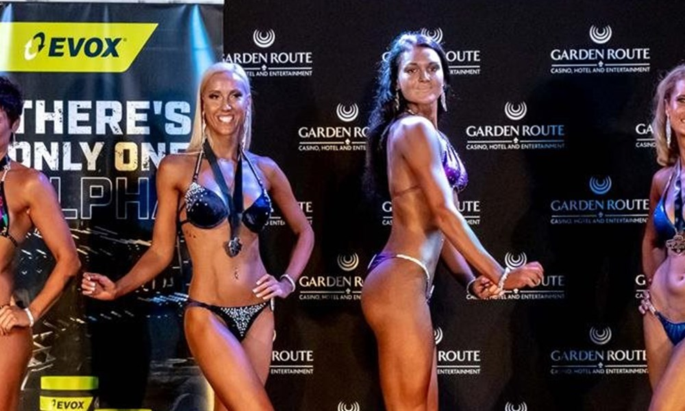 Destiny Rise of Iron bodybuilding and fitness competition