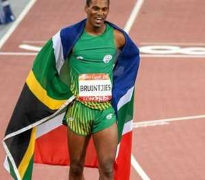 It's a changed Bruintjies who lines up to race the 100 metres in 2020
