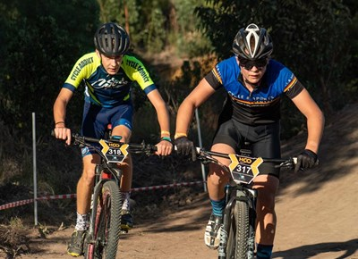 WC Xco Champs on show at OSC