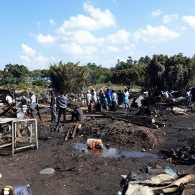 Durban fire leaves 150 people homeless and 1 dead