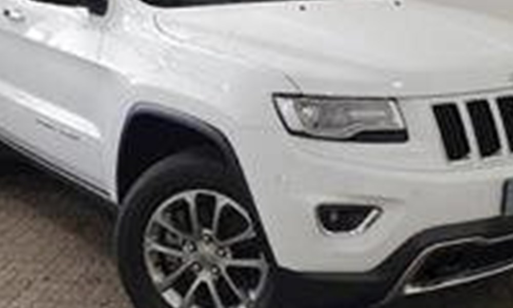 Land Rover George | Pick of the Week  Jeep Grand Cherokee 3.6 Limited