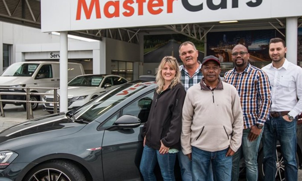 MasterCars – pre-loved vehicles as new