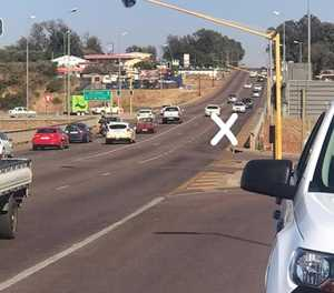Friendly taxi driver helps Centurion woman in distress