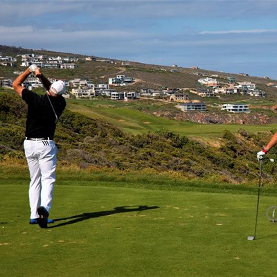 Green light for golfers