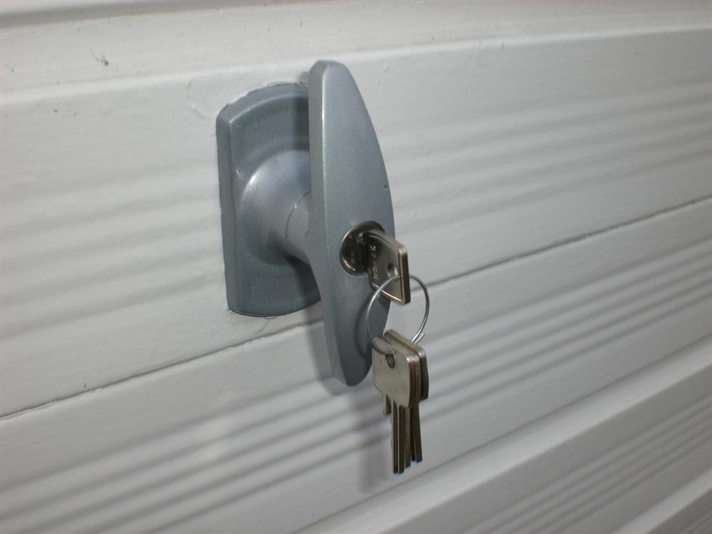 Lock Your Garage Securely Mossel Bay Advertiser