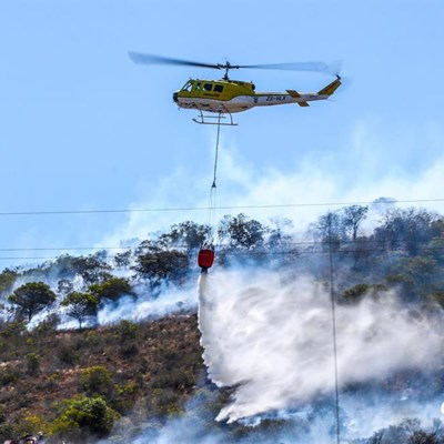 Southern Cape hit hard during fire season