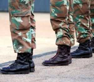 SANDF intercepts 81 vehicles from illegally crossing the border