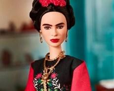 Row erupts over new Frida Kahlo Barbie
