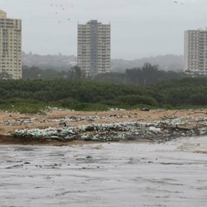 Month of cleaning expected in wake of Durban floods