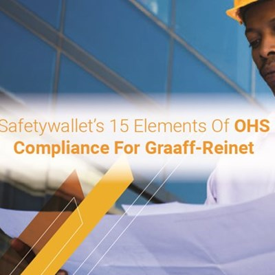 SafetyWallet's 15 elements of OHS compliance for Graaff-Reinet