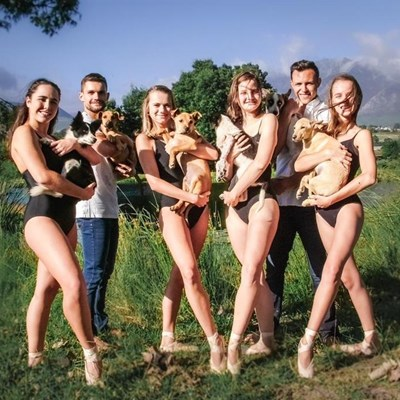 Dancing for dogs at the arts theatre